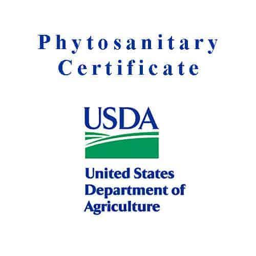USDA Phyto