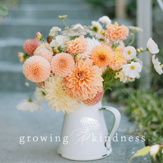 Growing Kindness bouquet